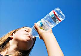トレーニング 水