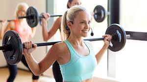 筋力トレーニング 女性